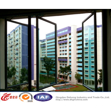 China Manufacturer Supply New Cheap Aluminum Casement Window