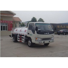JAC used old water tanker trucks for sale