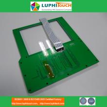 Starre PCB Circuit FFC-Kabel Gummi-Tastatur-Schalter