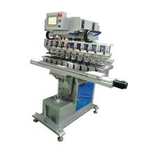 10-цветная тампонная печатная машина KENT independent pad