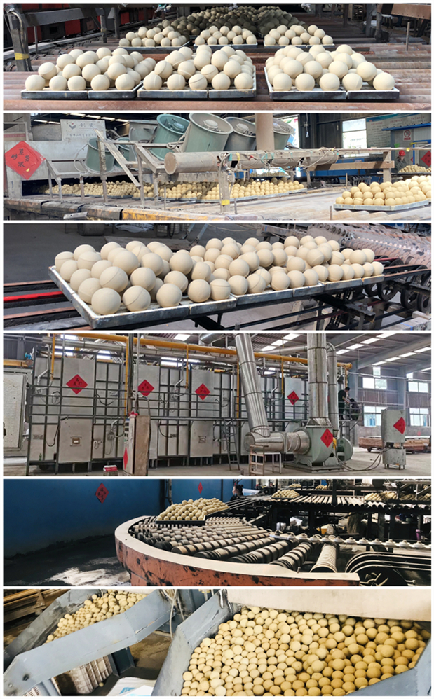 High Grinding Effecience Ceramic Grinding Ball
