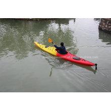 Cooles Modell One Seat PVC Kajak Ks-19 zum Angeln in der Freizeit