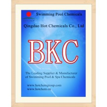 80% Benzalkonium Chloride for Water Treatment Chemicals (BKC) CAS No. 8001-54-5/63449-41-2