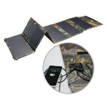 Neueste USB-Port Wasserdichte 36W Solar-Ladegerät