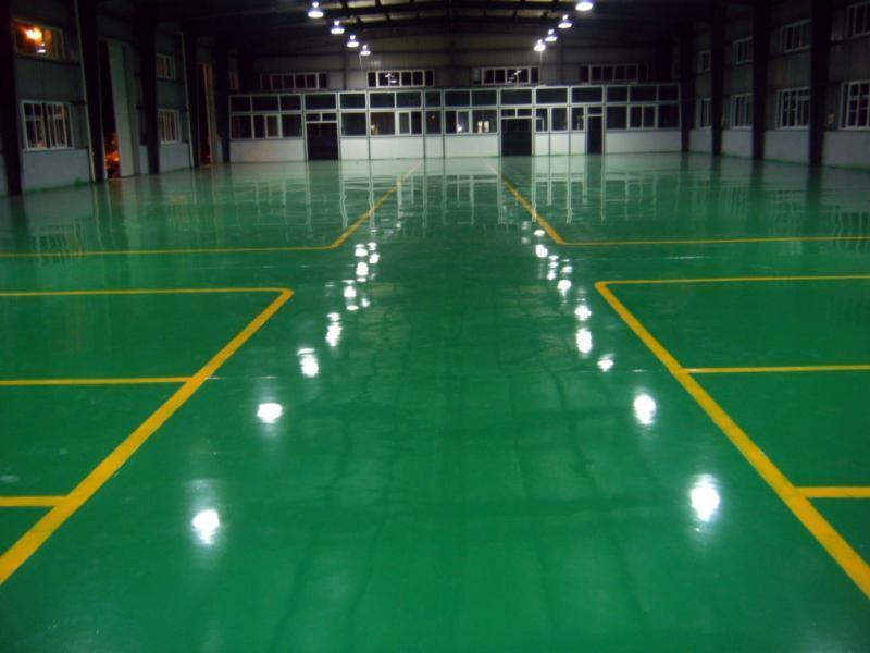 indoor epoxy floor paint