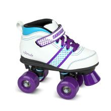 Soft Boot Quad Roller Skate para Crianças (QS-35-1)