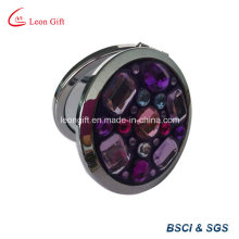 Hot Sale Crystal Round Cosmetic Mirror