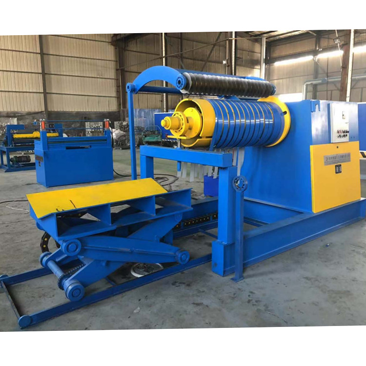 Recoiling Machine