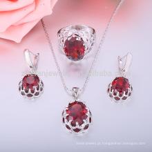 Conjunto de jóias antigas simples Conjunto de jóias antigas de imitação antiga