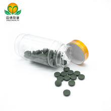 Top Quality OEM Private Label Chlorella & Reishi Extract Mixed Tablet