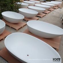Freestanding твердый поверхностный ванна ремонт отделка