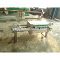 320 Small Clay Manual industrial waste water filter press