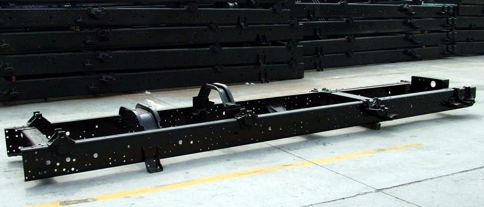 truck beam sample