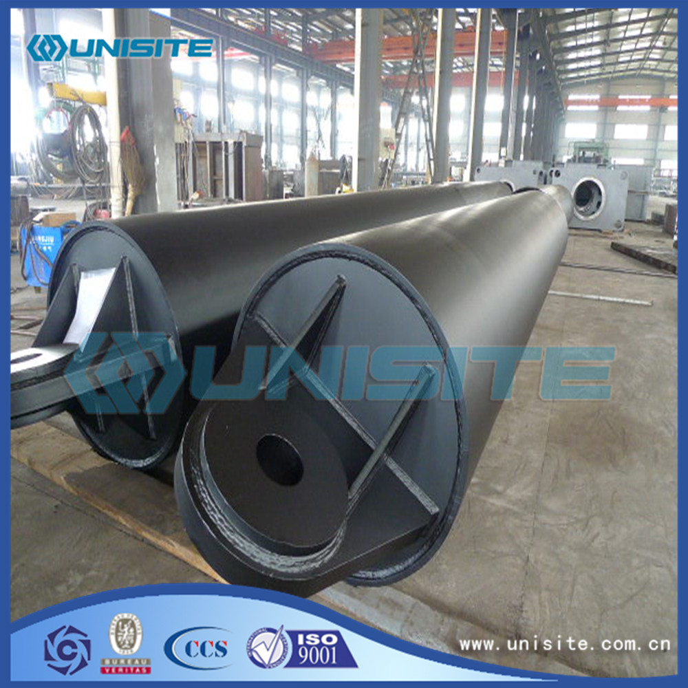Dredging Steel Floating Pipes for sale