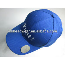 adult 100% polyester cap with bottle opener