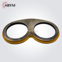 Schwing Betonpumpe Ersatzteile Verschleiß Brillenplatte