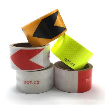 Verkehrs-Kegel-reflektierendes Band, reflektierender LKW-Streifen, einheitliches reflektierendes Band