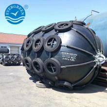 Лучшая цена на морской пневматический плавая обвайзер для барьера вдоль борта судна