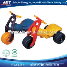 Molde de motocicleta de niños, molde de juguete de bicicleta de plástico. Molde de inyección de juguete para bebés,