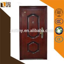 Morden Steel frame metal door / steel security door