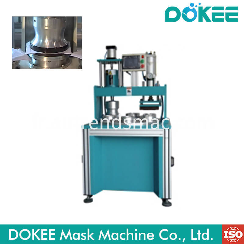 Ultrasonic Cup Mask Welding And Cutting Machine