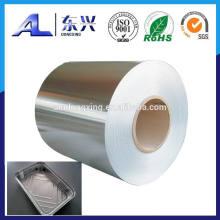 Recipiente para envases de aluminio