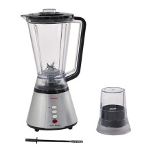1300ml Silver Body Blender Mill 2 in 1 (KD-326B)