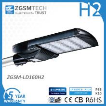 Iluminaciones de camino de 277VAC 160W LED con 17600lm