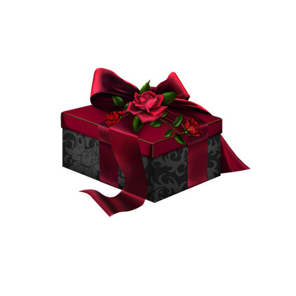 Packing With Ribbon And Bow