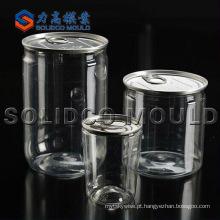 OEM fabricante de moldes de pré-forma de jarro de injeção de plástico personalizado
