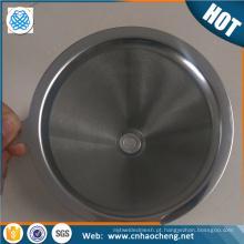 Chemex e cafeteiras filtro de café fabricante / derramar sobre gotejador de café