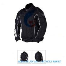 Аксессуары для мотоциклов Куртка мотоцикла Черная куртка для верховой езды