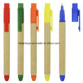 Multifunctional Eco-Friendly Paper Ball Pen with Stylus (LT-C815)