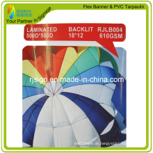 Laminated Backlit Flex Banner (RJLB004) -610gms