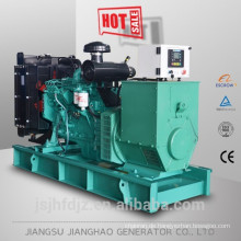 2015 neuer Preis, mit CUMMINS Motor 100kva Dieselgenerator