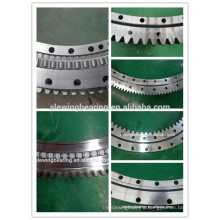 slewing ring with phosphating treatment for manipulator