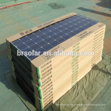 Panel solar flexible El mejor precio de célula solar, panel solar de alta eficiencia pv, 5W-300W produce