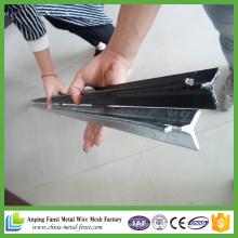 2.04kg Galvanized Steel Y Post