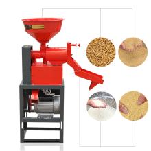 DAWN AGRO Máquina de Casca de Descasque de Arroz Casca de Trituração de Arroz Portátil Combinada 0811