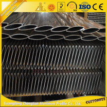 Liga de alumínio personalizada para janela de persiana de alumínio