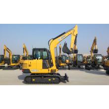 China Famous Digging Machine 0.1m3 Small Excavator 6ton