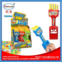 Plastic Robot Hand Kids Toy with Candy