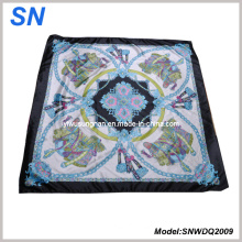 Cheap Price 2015 Satin Paisley Square Scarf