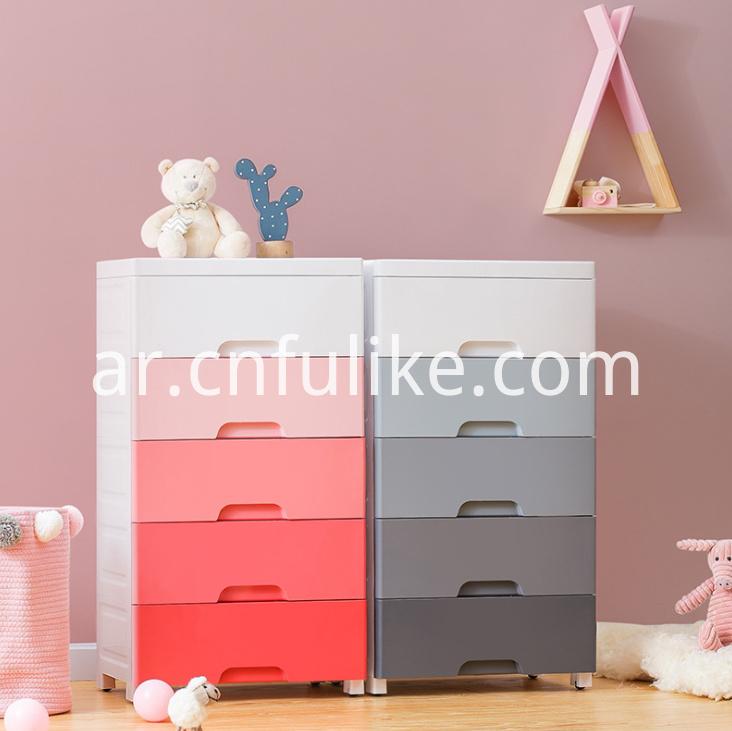 Plastic Cabinet Drawers