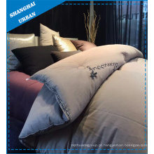Embroidery Cotton Bedding Comforter (conjunto)