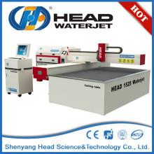 Máquina de corte del monumento del mármol del jet de agua de 1500mm * 2500mm de la CABEZA China