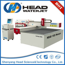 China HEAD 1500mm*2500mm water jet marble monument cutting machine