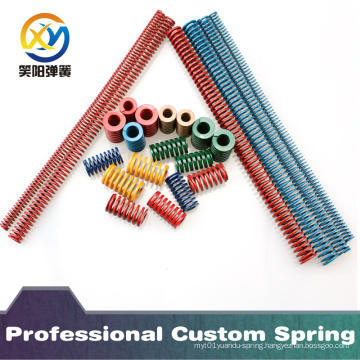 Die Springs for Injection Mould-Standardparts of Japan, USA