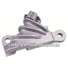 Aluminium alloy strain clamp(Wedge type)
