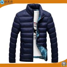 Casaco de inverno por atacado homens jaqueta bomber Casacos acolchoados jaqueta de esqui quente